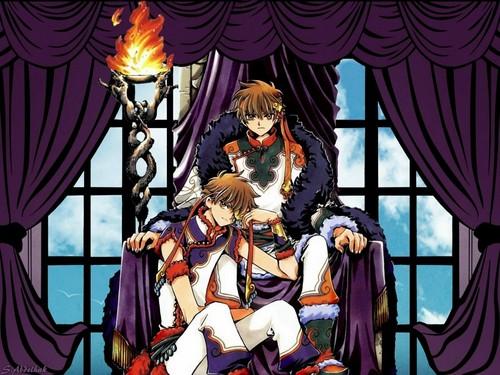 Tsubasa: Reservoir Chronicles wallpaper titled Tsubasa RESERVoir CHRoNiCLE