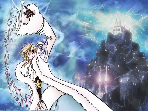 Tsubasa: Reservoir Chronicles wallpaper possibly containing anime titled Tsubasa RESERVoir CHRoNiCLE