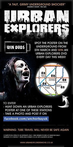 URBAN EXPLORERS COMP