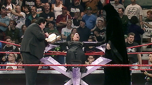 Undertaker & Stephanie's Wedding