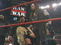 Undertaker kidnaps Sable