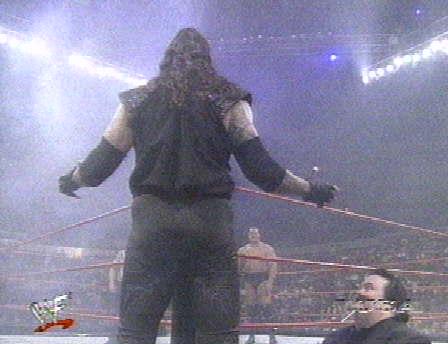 Undertaker's Entrance