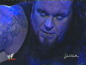 Undertaker summits his Greater Power