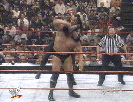 Undertaker vs Big Show - undertaker Photo