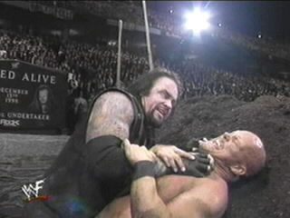 Undertaker vs Stone Cold: Buried Alive