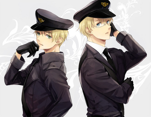 Hetalia wallpaper called UsUk