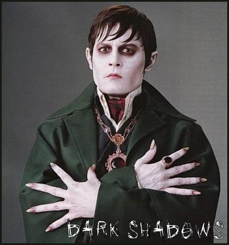 johnny depp Barnabas Vampire