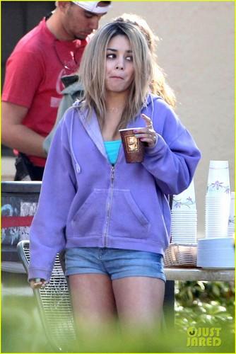 Vanessa Hudgens: Blonde for 'Spring Breakers