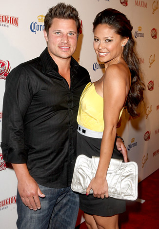 Are nick lachey and vanessa minnillo still dating
