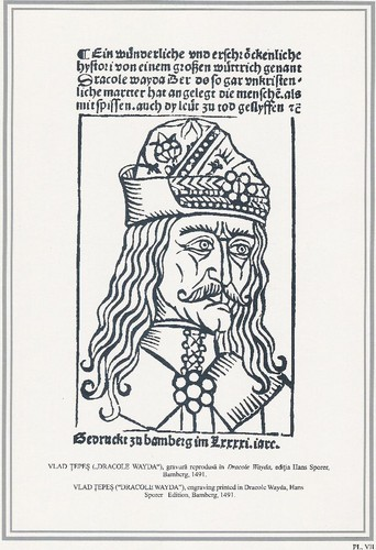 Vlad the Impaler Hintergrund probably with Anime titled Vlad engraving
