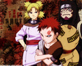 gaara-and-the-sand - Wallpapers wallpaper