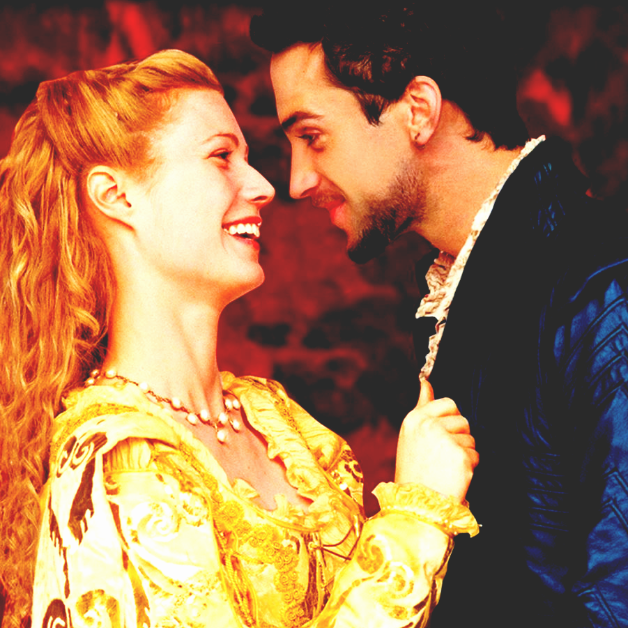 Shakespeare in Love images Will & Viola