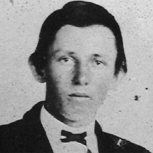 William H. Bonney - William Henry McCarty, Jr.-Billy the Kid -November 23, 1859 – c. July 14, 1881