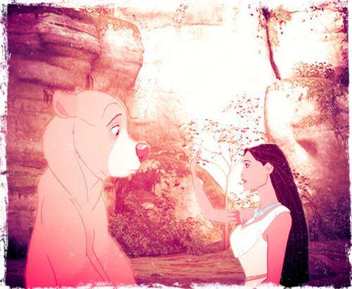 Wingapo: Kenai x Pocahontas