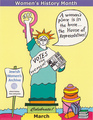 Women's History Month - feminism photo