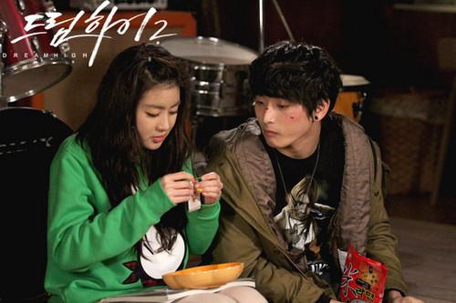Yoo Jin & Hae Sung