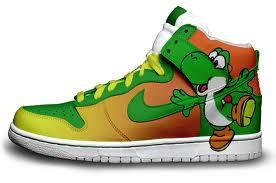 Yoshi Sneakers (?)