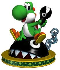 Yoshi and the Chain Chomp Whistle