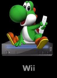 Yoshi on Wii