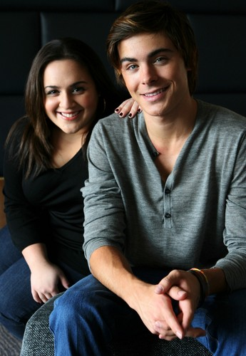 Zac Efron And Nikki Blonsky