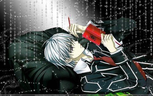 Zero/Ichiro (Vampire Knight)