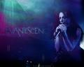 amy rocks - evanescence wallpaper