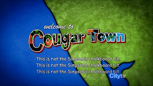 Cougar Town wallpaper entitled cougar town;
