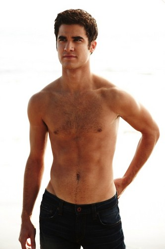 Darren Criss wallpaper probably containing a six pack and a hunk entitled darren