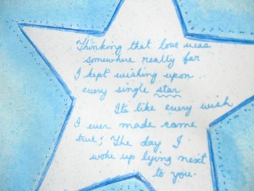 fate stars cinta