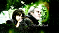 game-of-thrones - Bran Stark & Hodor wallpaper