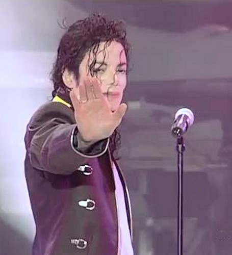 i'm crazy for wewe MJ