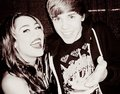 jiley 4 ever - justin-bieber-and-miley-cyrus photo