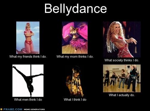 meme I made myself bellydance