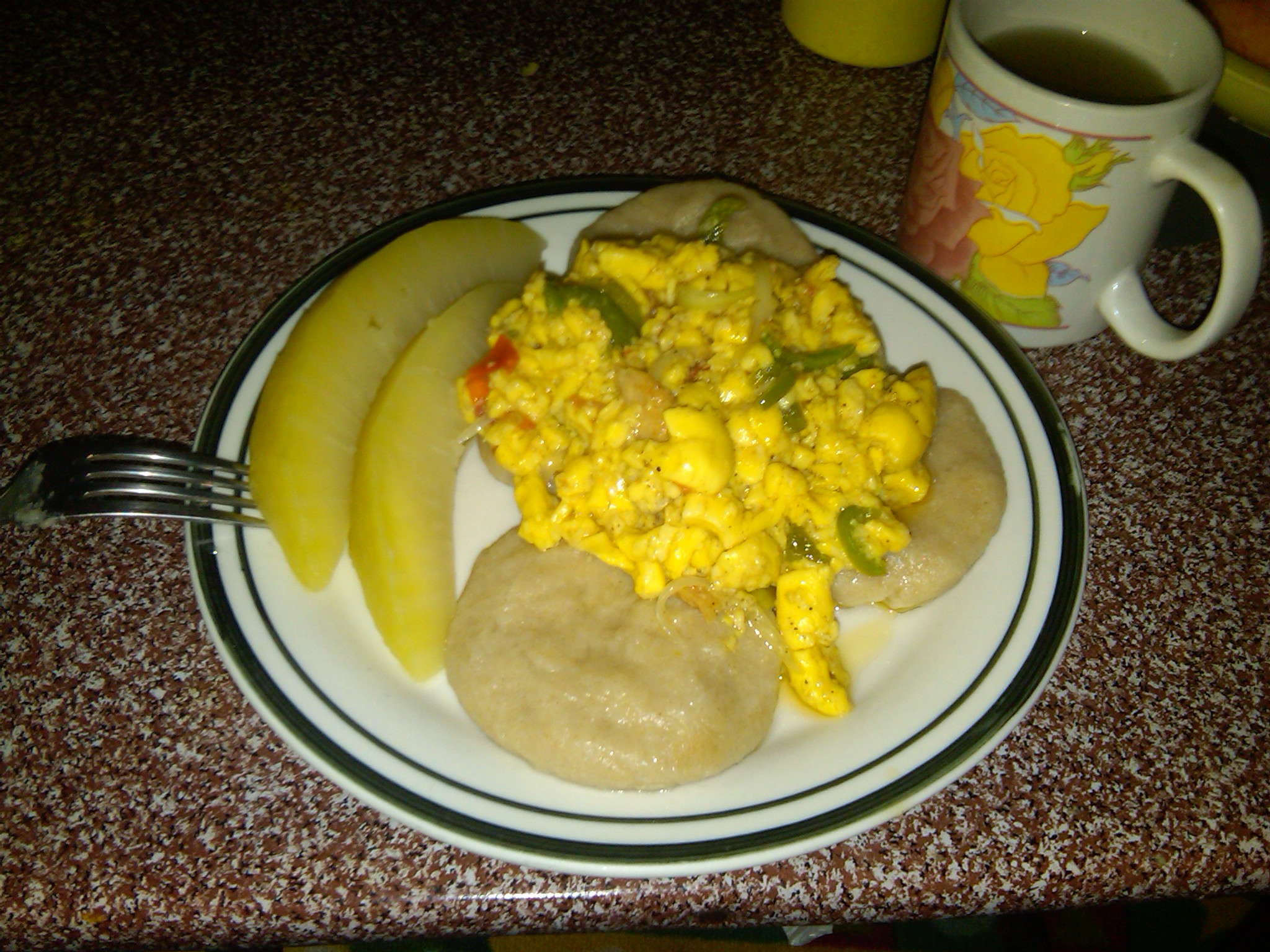 Breadfruit ackee dumplings a taste of home jamaica for About caribbean cuisine