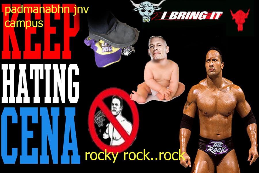 7cf7617758563 rock vs john cena - Dwayne