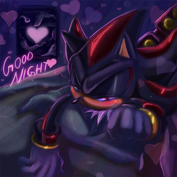 Shadow The Hedgehog Sex 12