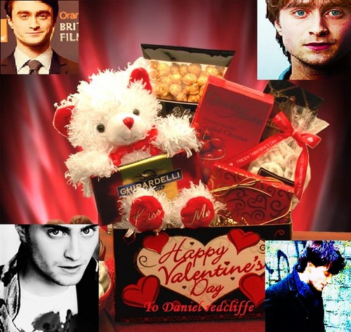 valentine day pic for the Daniel fans!!! - daniel-radcliffe Fan Art