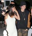 Bieber, Selena Gomez, Ashley Benson and Ryan Good  Florida on March 11, 2012 - justin-bieber photo
