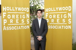 Darren The Hollywood Foreign Press Association 08/03/12