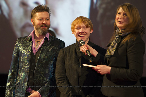 'Into the White' Oslo Premiere, March 6