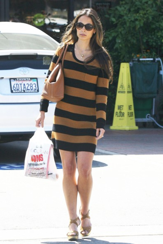 Jordana - Running Errands In Los Angeles, September 1, 2011