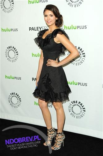 10 March 2012 Paley Fest - The Vampire Diaries Panel