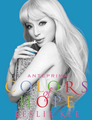 2012 - 'COLORS of HOPE' Book [by Leslie Kee]