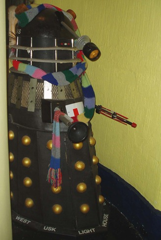40 year Dalek