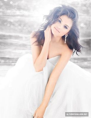 selena gomez wallpaper probably containing a portrait called A tahun without rain Photoshoot!