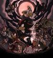 AAAAHHHHHH!!!!! ZOMBIES EVERYWHERE!!!! - shadow-the-hedgehog photo
