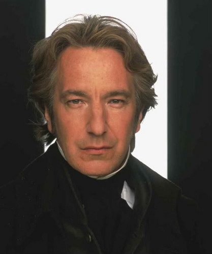 Alan Rickman karatasi la kupamba ukuta probably containing a portrait called ALAN RICKMAN