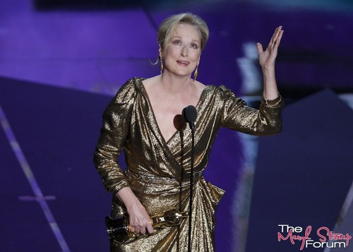 Academy Awards - tampil [February 26, 2012]