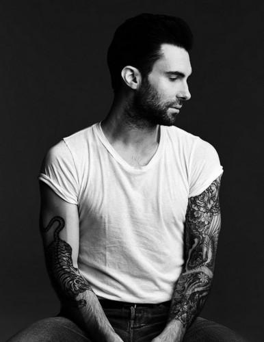 Adam Levine wallpaper possibly with a concert titled Adam