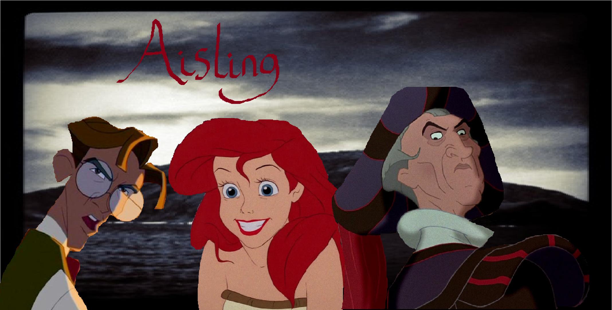 Aisling (A Tale of Terror)